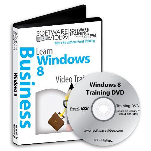 Software Video Learn Microsoft Windows 8 Training Dvd Sale 60% Off Training Video Tutorials Dvd Over 8 Hours Of Video Training