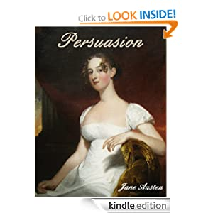 PERSUASION (illustrated, complete and unabridged Anniversary Edition)