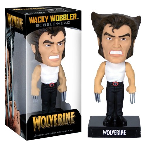 Buy Low Price Funko Wolverine Movie Bobble-head Figure (B001LR8GDY)
