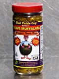That Pickle Guy - Muffalata Olive Spicy 16.0 oz (12 pack)