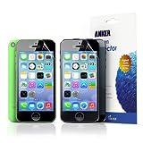 【3枚セット】Anker iPhone5/iPhone5S/iPhone5C用 液晶保護フィルム 高い透明度と耐久性 正確なカット 光沢仕上げ 日本産高品質素材採用【生涯保証】