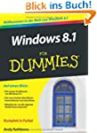 Windows 8.1 f�r Dummies (Fur Dummies)