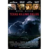 Texas Killing Fields pelicula metal poster cartel hojalata signo 20x30cm