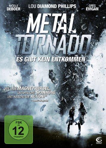 Metal Tornado - Es gibt kein Entkommen! [Alemania] [DVD]