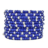 Joyeria Milan Beaded Bracelet