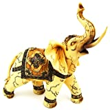 Beautiful Indian Elephant Statue Figure Good Luck