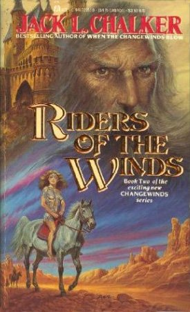 Image for Riders of the Winds (Changewinds Series, Book 2)
