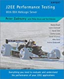 img - for J2EE Performance Testing by Peter Zadrozny (2002-06-26) book / textbook / text book