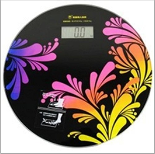 GYMNLJY Health scale Electronic Scales Precise Smart Mini?scales Body?Fat?scales , purple (Salton Step compare prices)