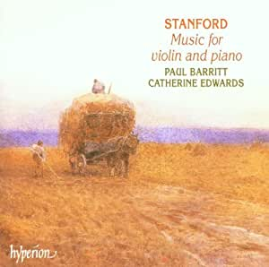 Stanford;Music for Violin & Pi