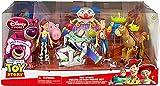 Disney / Pixar Toy Story 3 Exclusive 10 Piece Deluxe Action Figure Set with GlowintheDark Buzz!