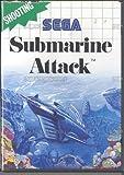 echange, troc Submarine attack - Master System - PAL