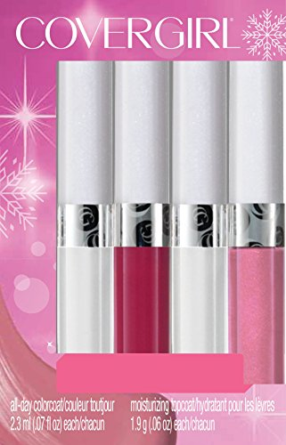 Best CoverGirl Outlast Lipcolor Always Holiday