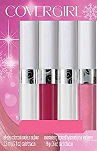 CoverGirl Outlast Lipcolor Always Rosy Holiday Gift Set