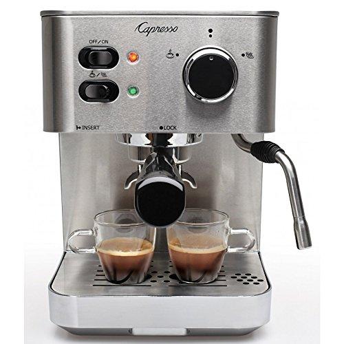 Capresso 118.05 Ec Pro Espresso And Cappuccino Machine