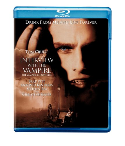 Cover art for  Interview with the Vampire [Blu-ray]