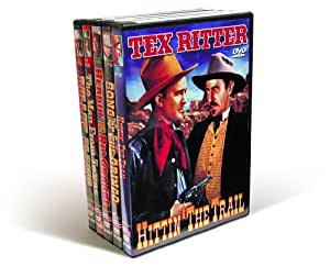Ritter, Tex Collection, Volume 1 (Hittin' The Trail / Song of The Gringo / Headin' For The Rio Grande / Man From Texas / Rollin' Plains) (5-DVD)