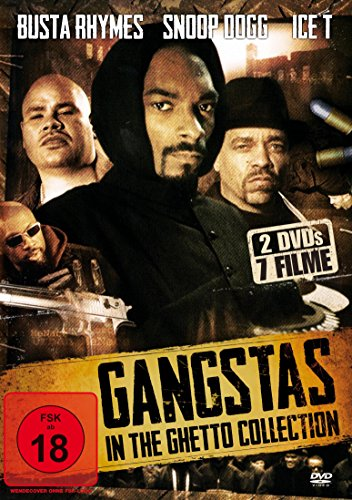 Gangstas in the Ghetto - Collection [2 DVDs]