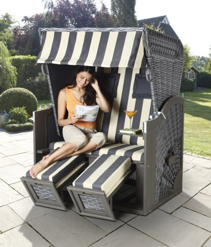 Sunny Smart Strandkorb Rustikal 280 Z Sun by Müsing jetzt bestellen