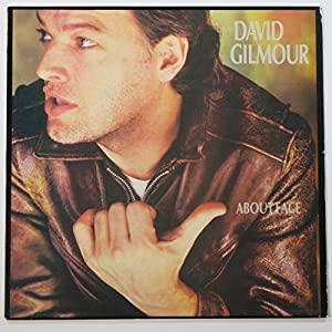 About Face [Vinyl] David Gilmour (Pink Floyd)