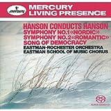 Hanson Conducts Hanson (Hybrid SACD)