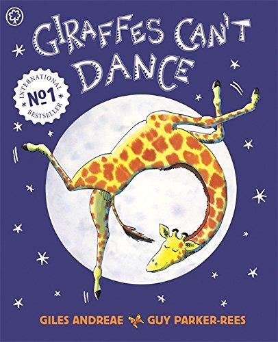 Giraffes Can't Dance: International No.1 Bestseller (Orchard Books)
