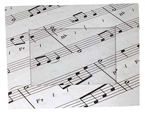 Bilderrahmen-Notenblatt-Schnes-Geschenk-fr-Musiker