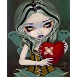 """Mending a Broken Heart by Jasmine Becket-Griffith 10""""x8"""" Art Print Poster by Bruce McGaw"""