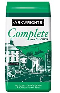 Arkwrights Chicken Dry Dog Food 15 Kg