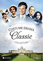 Costume Drama Classic Collection from Acorn Media