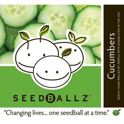 Seedballz Pack Cucumber