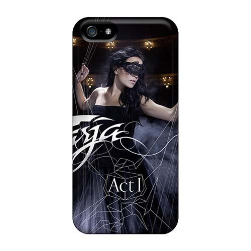 Anti-Scratch Hard Phone Cover For Iphone 5/5s With Unique Design Stylish Beseech Band Pictures JasonPelletier
