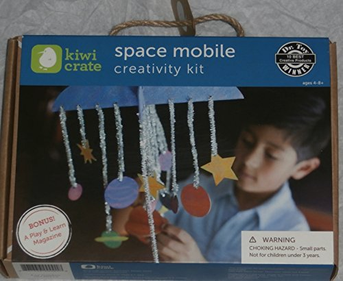 Space Mobile Creativity Kit - 1