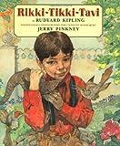 Rikki-Tikki-Tavi (0060587857) by Kipling, Rudyard