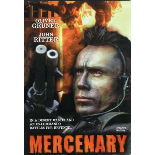 Mercenary Olivier Gruner, John Ritter, Robert Culp, Ed