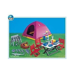 PLAYMOBIL® 7260 - Camping Set (dans un emballage plastique)