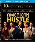 American Hustle (Two Disc Combo: Blu-ray / DVD +Ultraviolet Digital Copy)