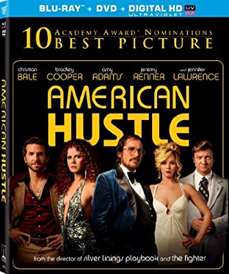 American Hustle (Blu-ray + DVD + Digital HD with UltraViolet)