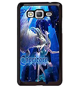 PRINTVISA Zodiac Capricorn Case Cover for Samsung Galaxy Core Prime