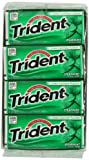 Trident Gum, Spearmint, 18-Piece Packs (Pack of 12)