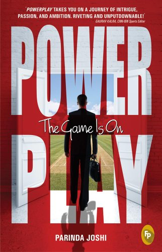 powerplay-the-game-is-on-english-edition