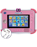 Vtech - 158865 - Jeu Électronique - Tablette tactile Storio 3S Wifi rose + Power Pack