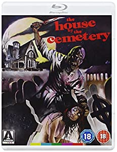 House By the Cemetery [Blu-ray] [Import anglais]