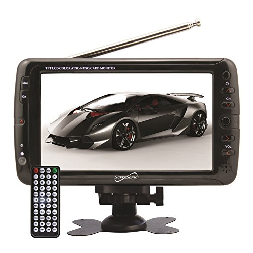 SuperSonic-Portable-Widescreen-LCD-Display-with-Digital-TV-Tuner-USBSD-Inputs-and-ACDC-Compatible-for-RVs-7-Inch