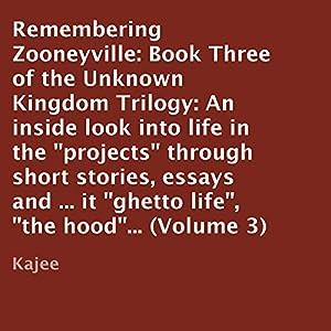 Remembering Zooneyville Audiobook