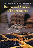 img - for Design and Analysis of Experiments, 5th Edition book / textbook / text book