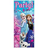 Disney Frozen Door Poster, 60 x 27