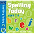 Spelling Today for Ages 7-8 (Spelling Today)