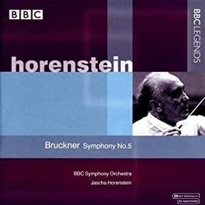 Bruckner:  Symphony No. 5 in B