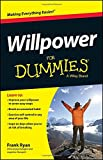 img - for Willpower For Dummies (For Dummies (Psychology & Self Help)) book / textbook / text book